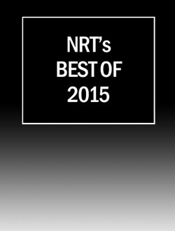 Top NRT Articles of 2014