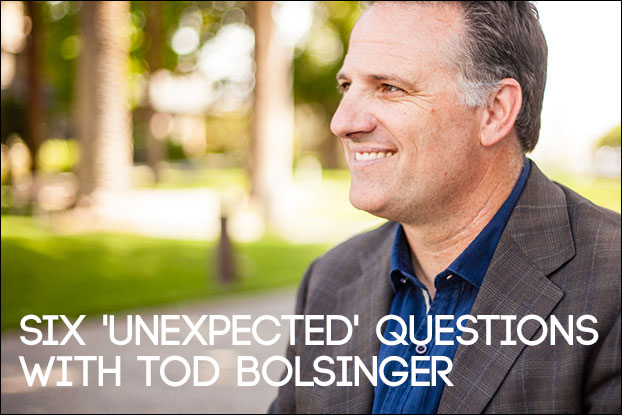 Six Questions About the Unexpected with Tod Bolsinger