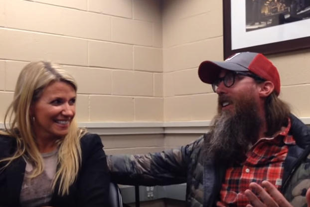 How David Crowder (Almost) Stopped Sucking His Thumb