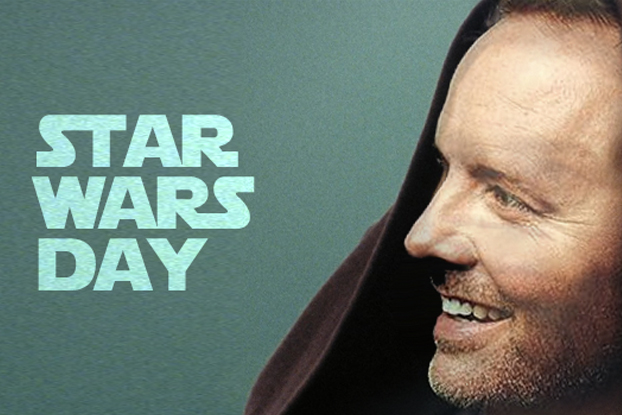 25 Songs for #StarWarsDay