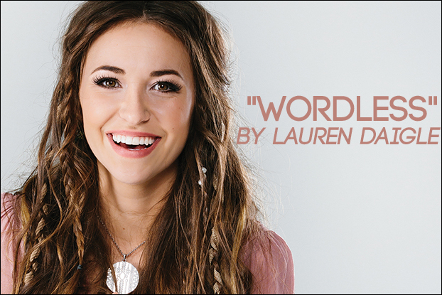 lauren daigles debut full length album how can it be was my top worship album of 2015 and was preceded by her worshipful and powerful title track which
