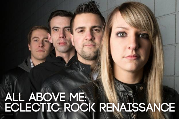 All Above Me: The Eclectic Rock Renaissance