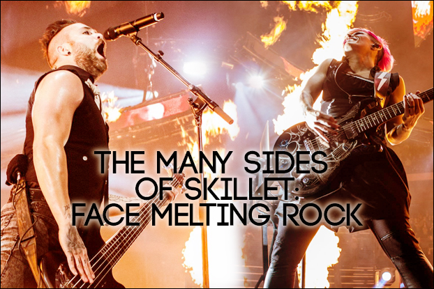 The Many Sides of Skillet Part 1: Face Melting Rock