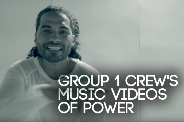 Group 1 Crew's Music Videos of Power