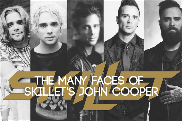 The Many Faces of Skillet's John Cooper