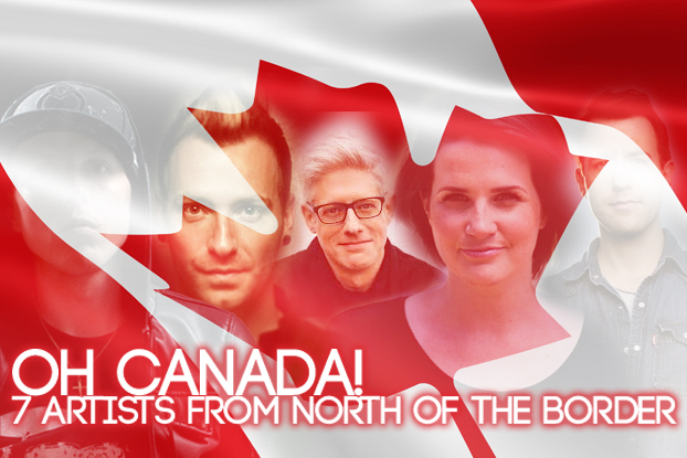 Oh, Canada! (7 Artists from North of the Border)