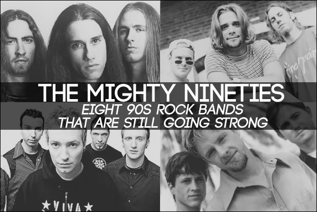 The Mighty Nineties