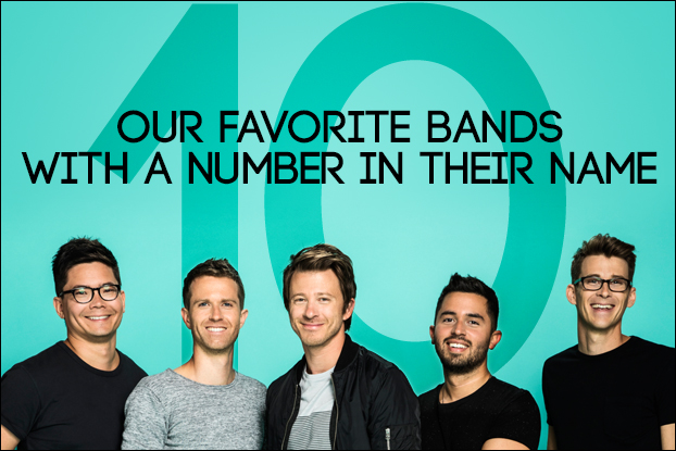 Our Favorite Bands With A Number In Their Name