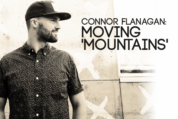 Connor Flanagan: Moving 'Mountains'