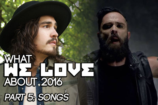 What WE LOVE About 2016, Part 5: The Songs