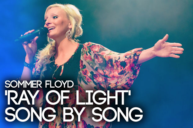 Sommer Floyd: Ray of Light, Song By Song