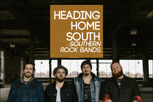 Heading Home South: Southern Rock Bands