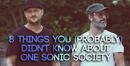 8 Things You (Probably) Didn't Know About One Sonic Society