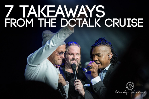 7 Takeaways from the DCTalk Cruise