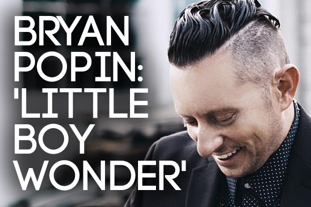 Bryan Popin: Little Boy Wonder