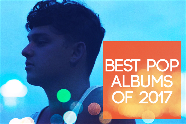 Best Pop Albums of 2017