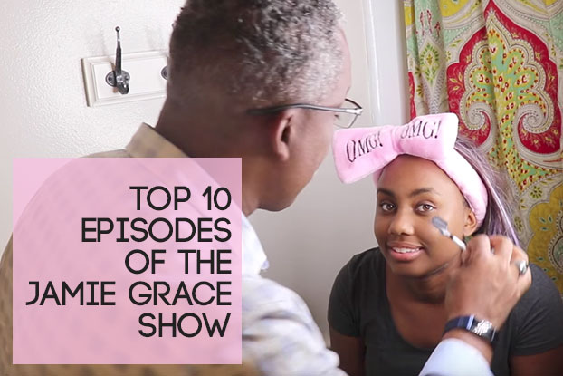 Top 10 Episodes of 'The Jamie Grace Show'
