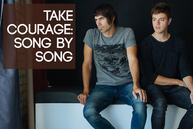 Take Courage: Song by Song