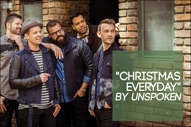 881 christmas everyday by unspoken behind the song with kevin davis newreleasetoday