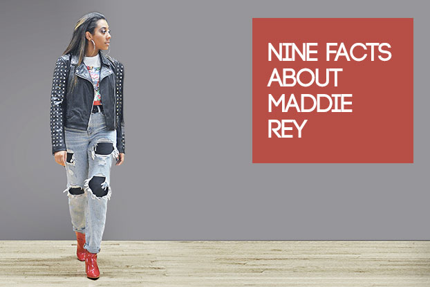 Nine Things You Oughta Know About Maddie Rey