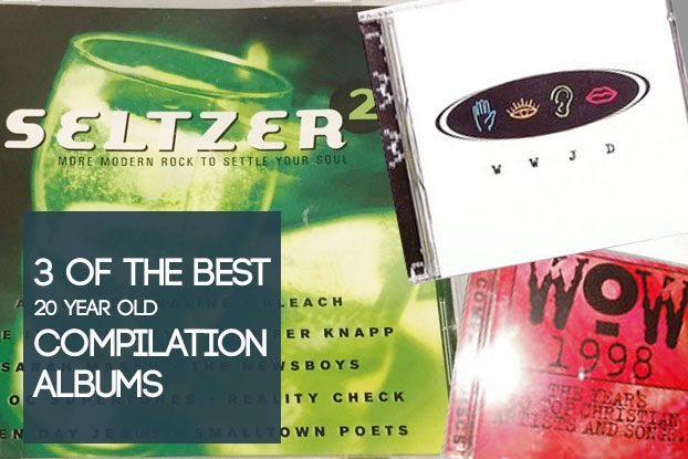 Three of the Best 20-Year-Old Compilation Albums