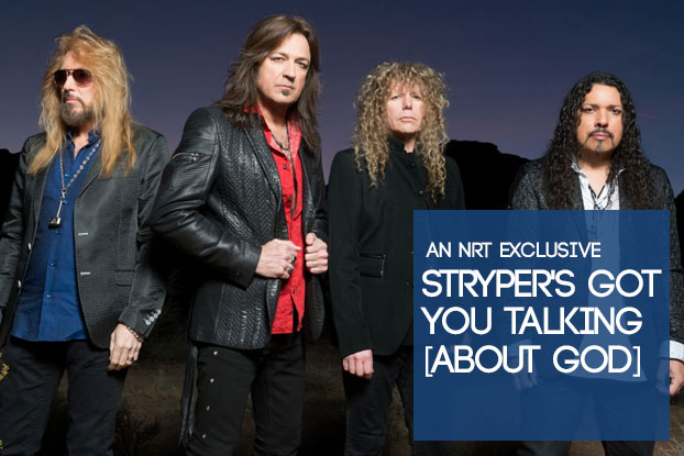 Stryper's Got You Talking (About God)