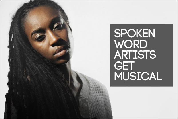 ​Spoken Word Artists Get Musical