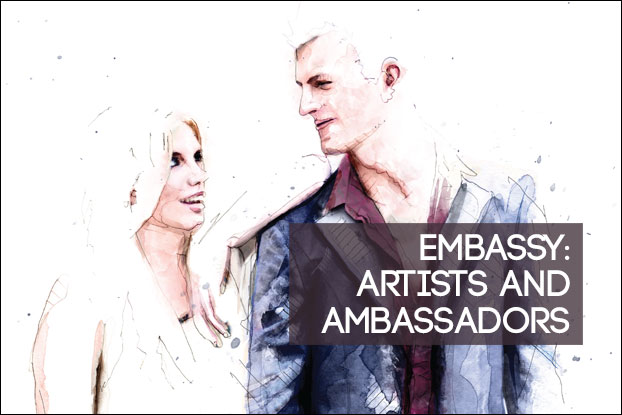 Embassy: Artists and Ambassadors