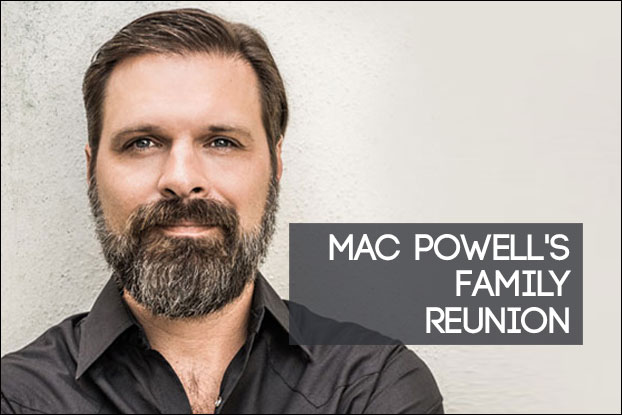 Mac Powell Talks Family Reunion