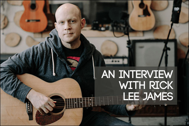 An Interview with Rick Lee James