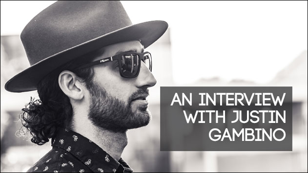 An Interview with Justin Gambino