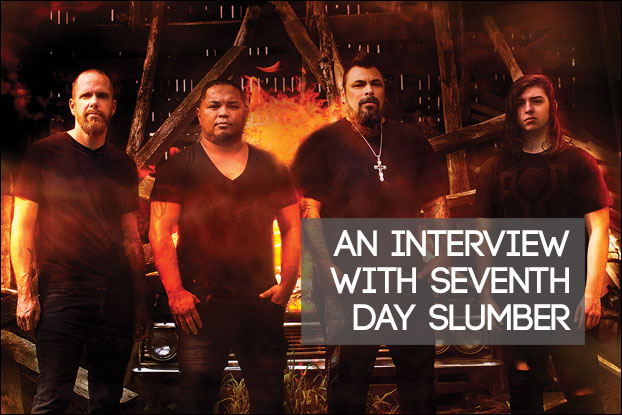 Interview with Seventh Day Slumber