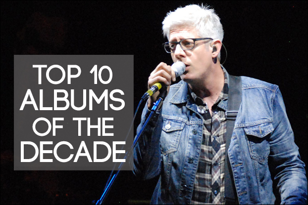 Favorite 10 Albums of the Decade