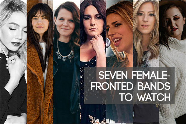 Seven Female-Fronted Bands To Watch