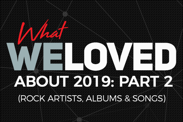 #2 - We Love Awards: The Rock Categories