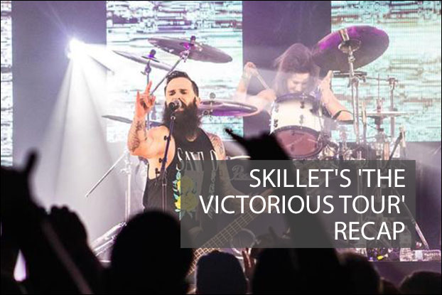 Skillet's 'The Victorious Tour' Recap