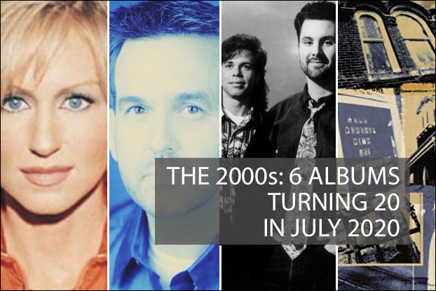 The 2000s: 6 Albums Turning 20 in July 2020