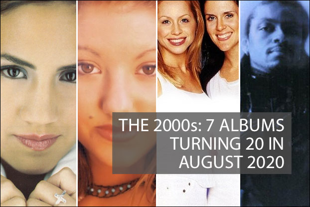 The 2000s: 7 Albums Turning 20 in Aug. 2020