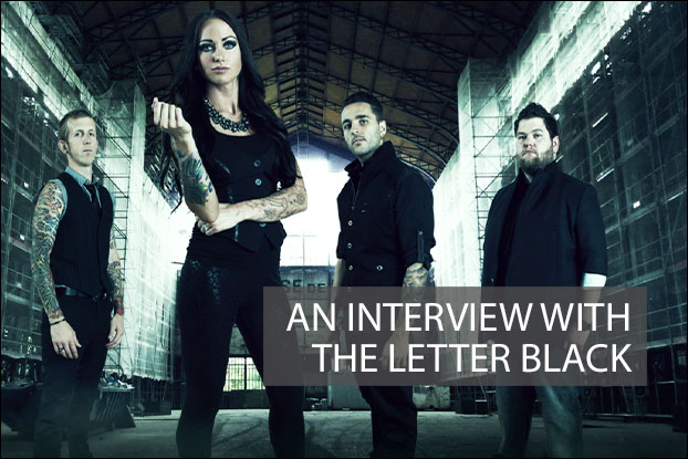 The Letter Black Interview