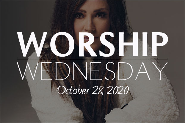WORSHIP WEDNESDAY: Kari Jobe