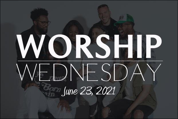 WORSHIP WEDNESDAY: Maverick City Music