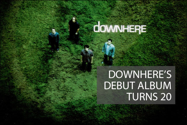 Downhere's Self-Titled Album Turns 20