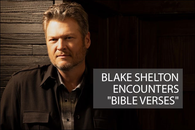 Blake Shelton Encounters