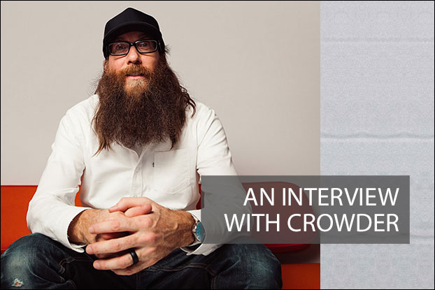 Milk and Honey: An Interview with Crowder