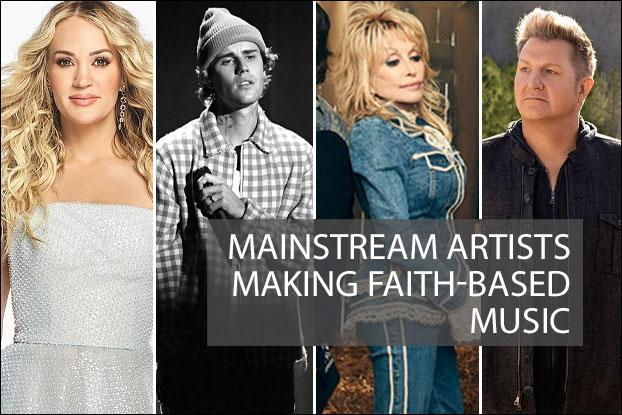Mainstream Artists