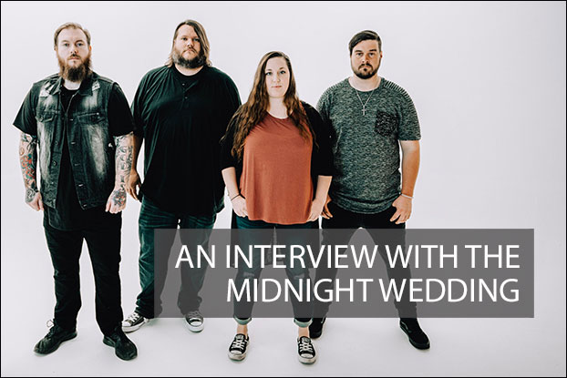 Anthems for Outcasts: An Interview with The Midnight Wedding