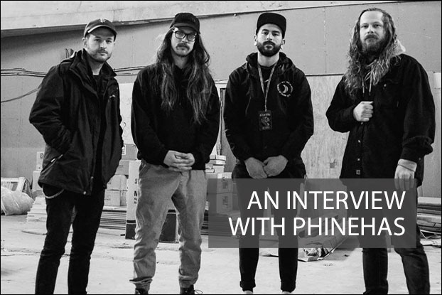 The Fire Itself: An Interview with Phinehas