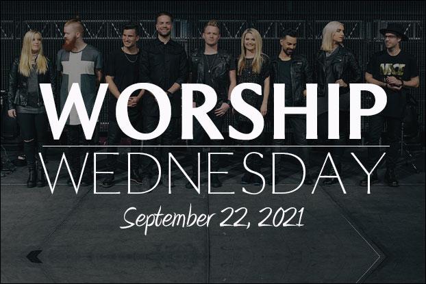 WORSHIP WEDNESDAY: Planetshakers