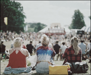 10 People at Every Christian Music Festival