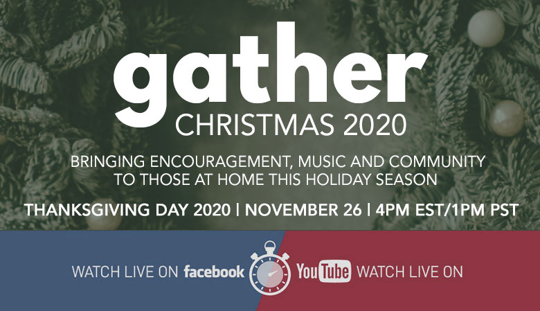 Gather Christmas 2020